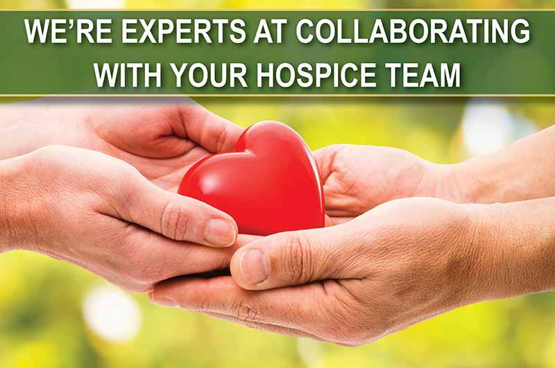 hospice collaboration